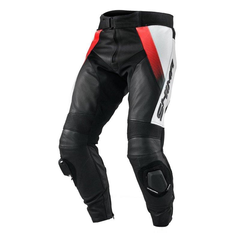 Spodnie skórzane SHIMA STR // Koniec Serii