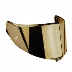 AGV VISOR GT3-1 AS P.R.(XXS-L) - IRIDIUM GOLD