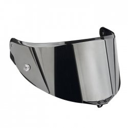 AGV VISOR GT3-2 AS P.R.(XL-3XL) - IRIDIUM SILVER
