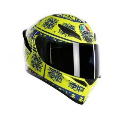 Kask AGV K1 – WINTER TEST 2015