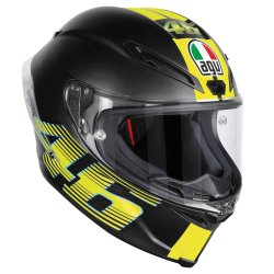 Kask AGV CORSA R V46 MATT BLACK `MS