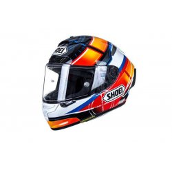 Kask SHOEI X-SPIRIT III DE ANGELIS TC-1