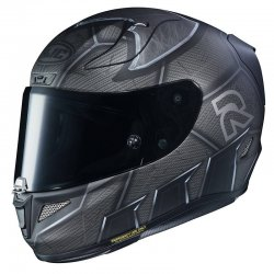 KASK HJC R-PHA-11 BATMAN DC COMICS BLACK