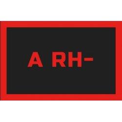 ODZNAKA NA RZEP REBELHORN GRUPA KRWI A RH-...