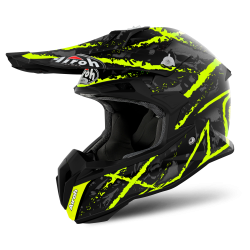 KASK AIROH TERMINATOR OPEN VISION CARNAGE