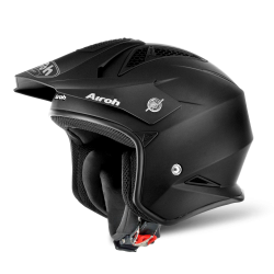 KASK AIROH TRR S COLOR BLACK MATT