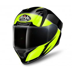 KASK AIROH VALOR ECLIPSE YELLOW GLOSS