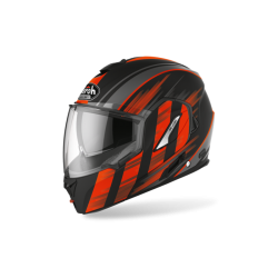 KASK AIROH REV 19 IKON ORANGE MATT