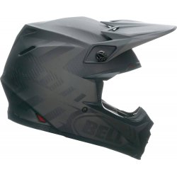 KASK BELL MOTO-9 FLEX SYNDROME BLACK MATT