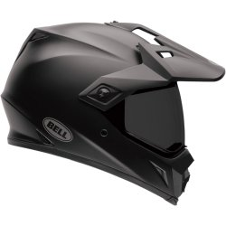 KASK BELL MX-9 ADVENTURE MIPS SOLID BLACK MATT