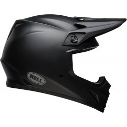 KASK BELL MX-9 MIPS SOLID BLACK MATT