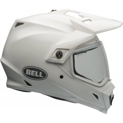 KASK BELL MX-9 ADVENTURE MIPS SOLID WHITE