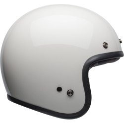 KASK BELL CUSTOM 500 DLX VINTAGE SOLID WHITE