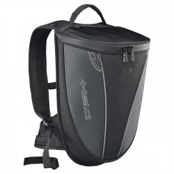 PLECAK HELD HUMP BAG BLACK 15L