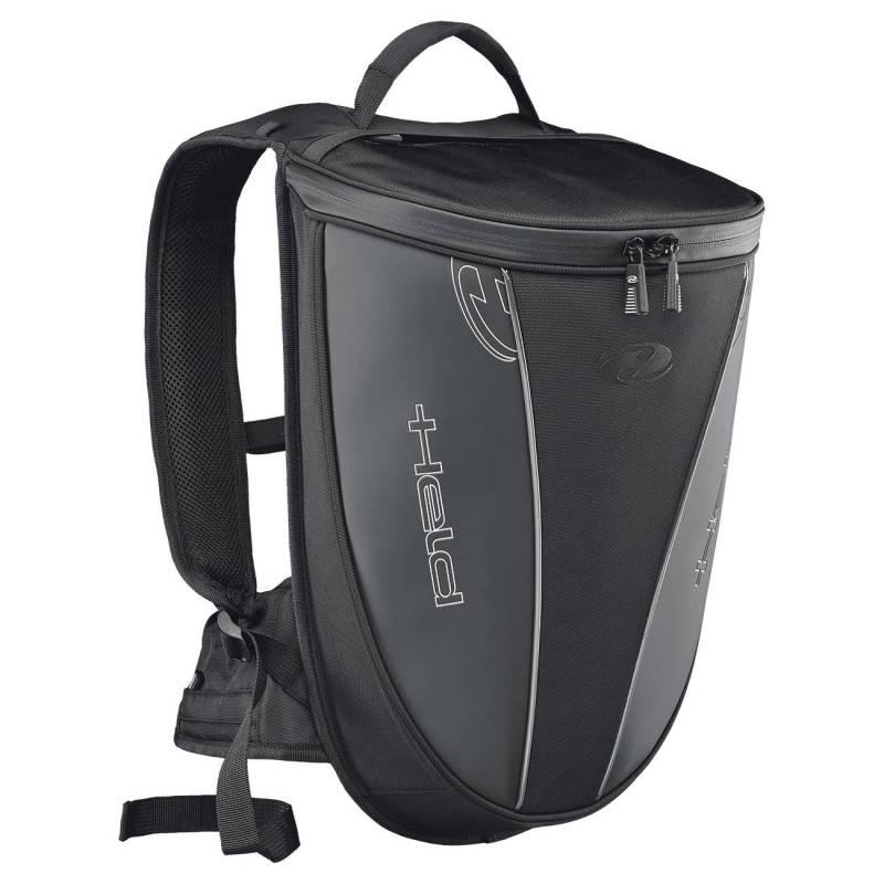 PLECAK HELD HUMP BAG BLACK 15L
