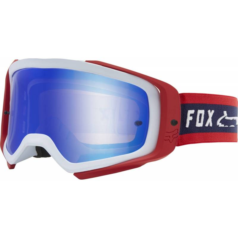 GOGLE FOX AIRSPACE II SIMP - SPARK NAVY/ RED OS