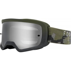 GOGLE FOX JUNIOR MAIN II GAIN - SPARK CAMO OS