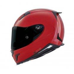 Kask NEXX X.R2 PLAIN `XL czerwony