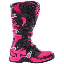 Buty FOX COMP 5 Lady czarno różowe `37