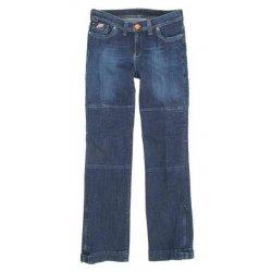 Spodnie 115 damski jeans `M nieb