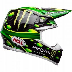 Kask Bell Moto 9 Flex mcgrath Monster `M