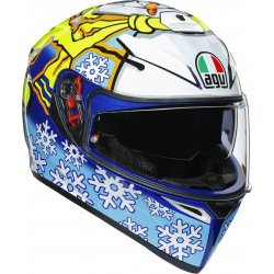 AGV K-3 SV – ROSSI WINTER TEST 2016