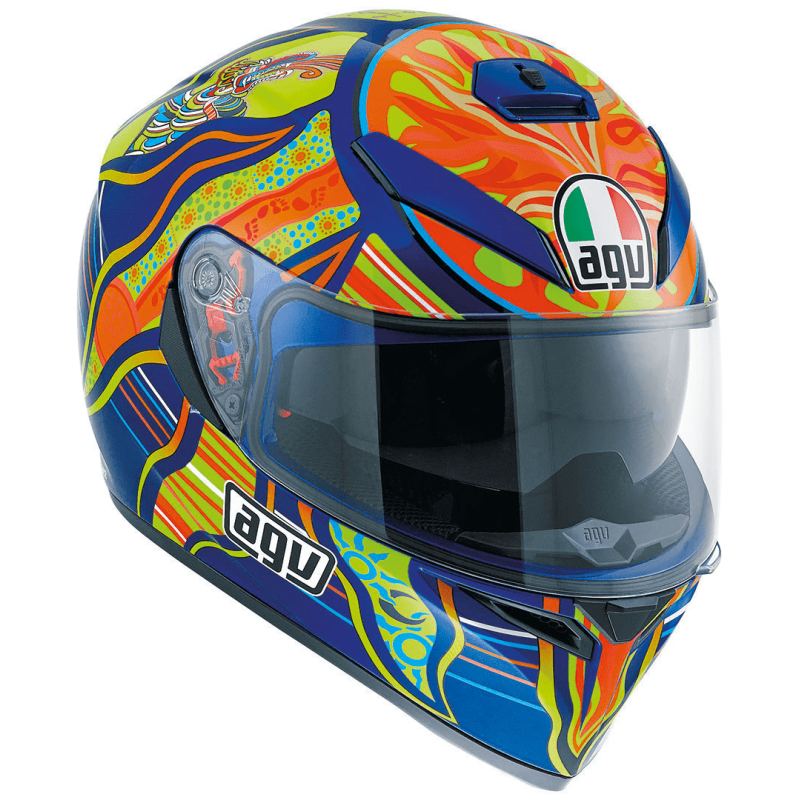 Kask AGV K-3 SV -  FIVE CONTINENTS