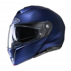 KASK HJC I90 SEMI FLAT METALLIC BLUE