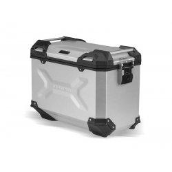 KUFER TRAX ADVENTURE ALU-BOX 45L (L) SILVER...
