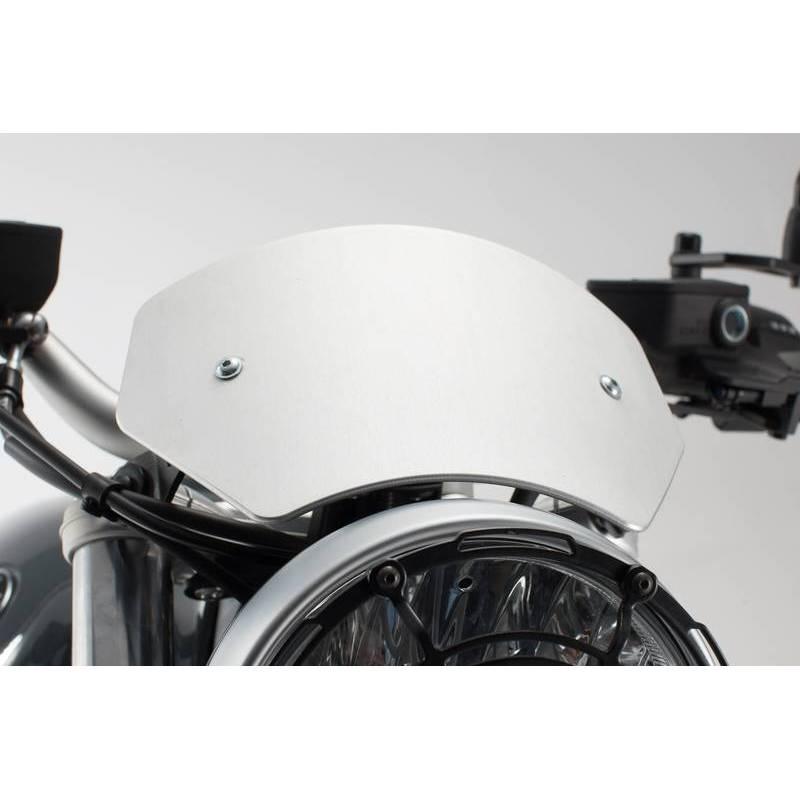 SZYBA MOTOCYKLOWA BMW R NINET PURE (16-) SILVER SW-MOTECH