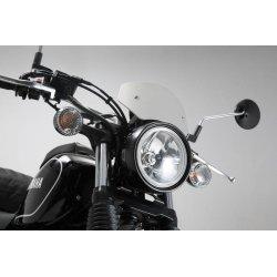 SZYBA MOTOCYKLOWA YAMAHA SCR 950 (16-) SILVER...