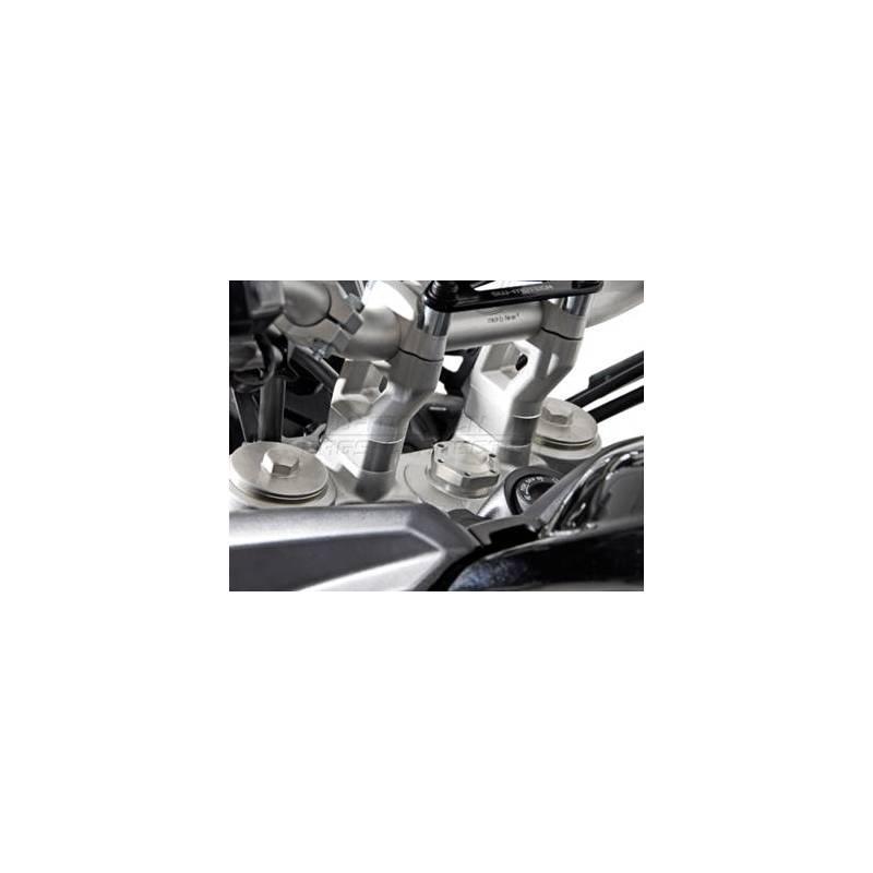 ZESTAW PODWYŻSZAJĄCY KIEROWNICĘ TRIUMPH TIGER 800XC (11-) PODWYŻSZENIE 20MM SW-MOTECH