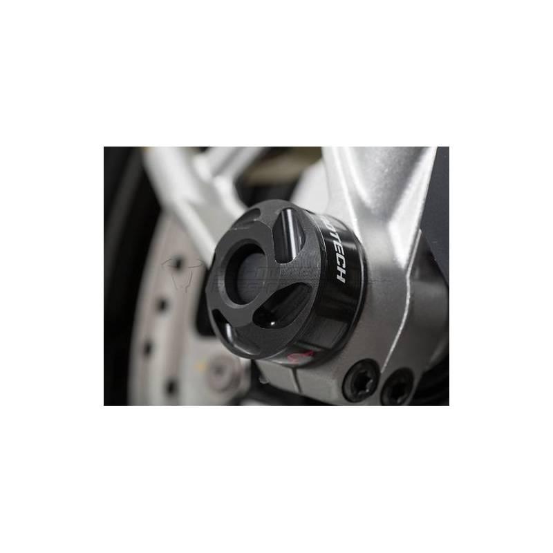 ZESTAW SLIDERÓW PRZEDNIEGO ZAWIESZENIA BLACK BMW S1000R (14-) SW-MOTECH