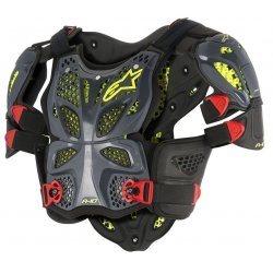 ALPINESTARS A-10 FULL CHEST PROTECTOR BUZER 2018