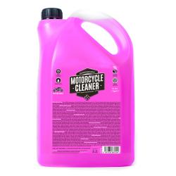 Biodegradowalny środek do czyszczenia motocykla...