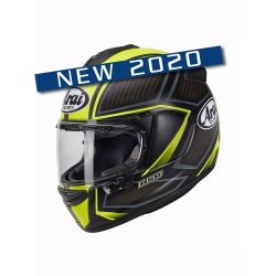 KASK ARAI CHASER-X SPINE Yellow