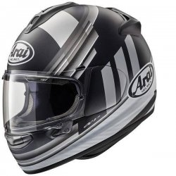 KASK ARAI CHASER-X FENCE SILVER