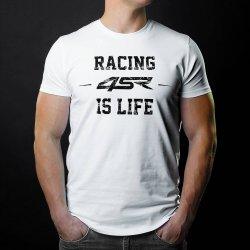 T-shirt 4SR Life White
