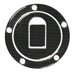 Lampa Osłona wlewu paliwa - Carbon - Kawasaki/...