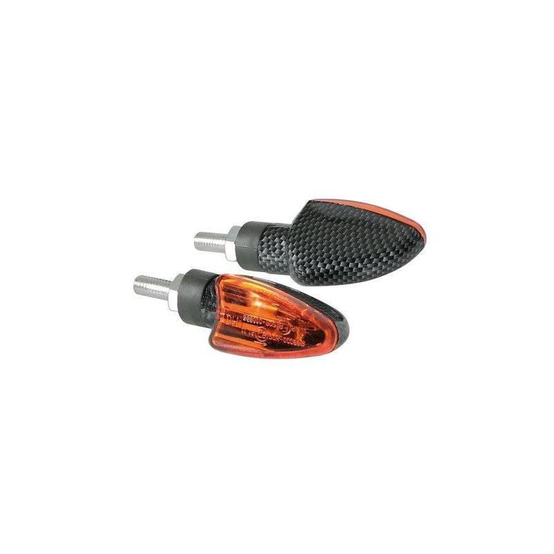 Lampa Arrow kierunkowskazy 21W Carbon