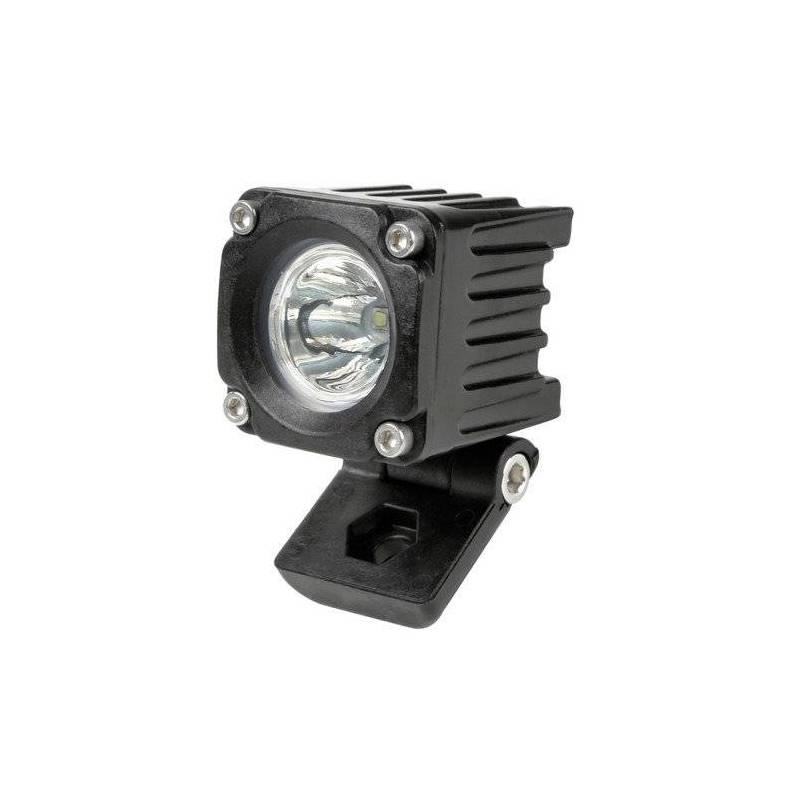 Lampa WL-19, dodatkowe światło, 1 dioda LED - 9/32V, wiązka ostrości, biała