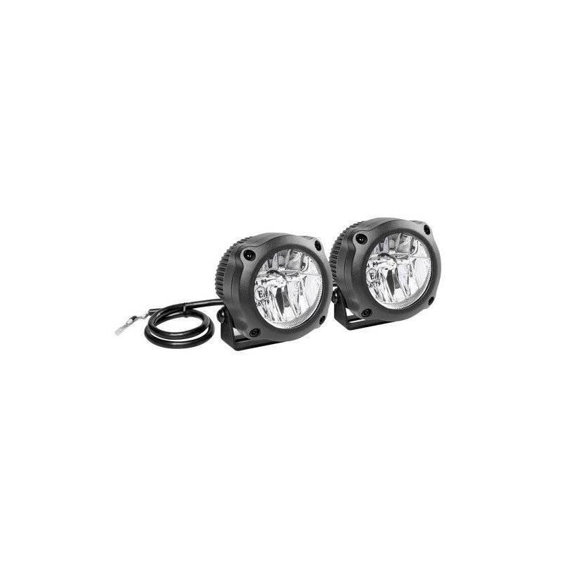 Lampa Max-Lum 2, para ledowych świateł przeciwmgłowych, 12V