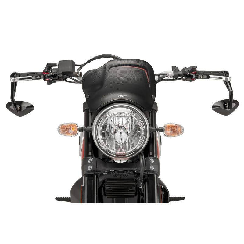 Owiewka PUIG Retroplate do Ducati Scrambler Icon/Classic/Full T. 15-20