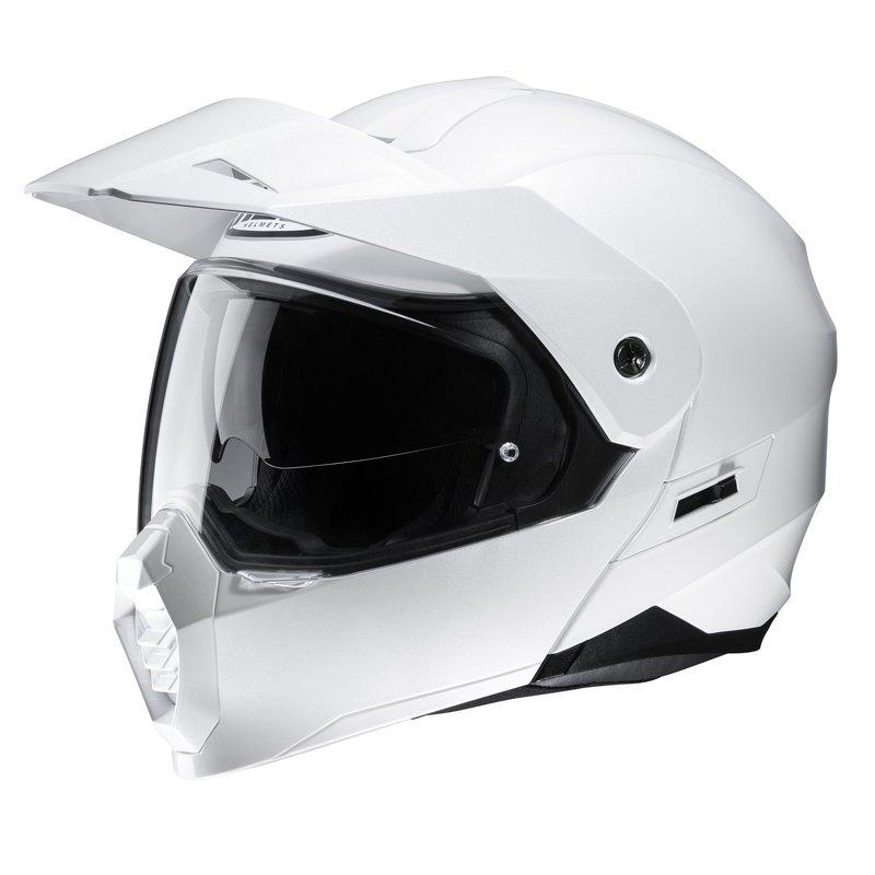 KASK HJC C80 PEARL WHITE