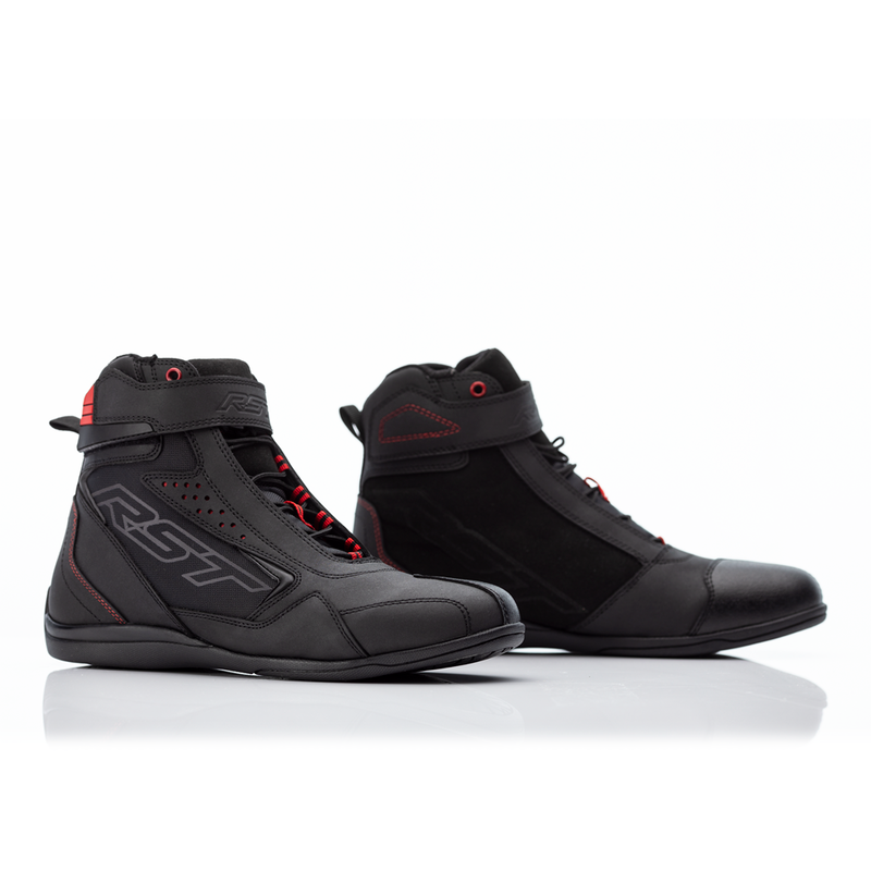 BUTY RST FRONTIER CE BLACK/RED