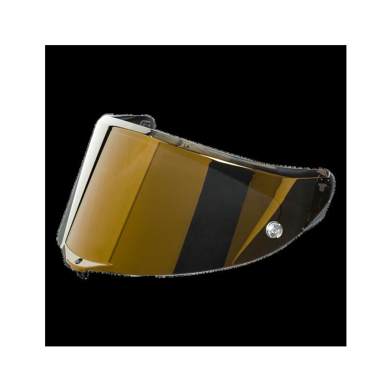 AGV VISOR PISTA GP RR/PISTA GP R/CORSA R - MPLK - IRIDIUM GOLD