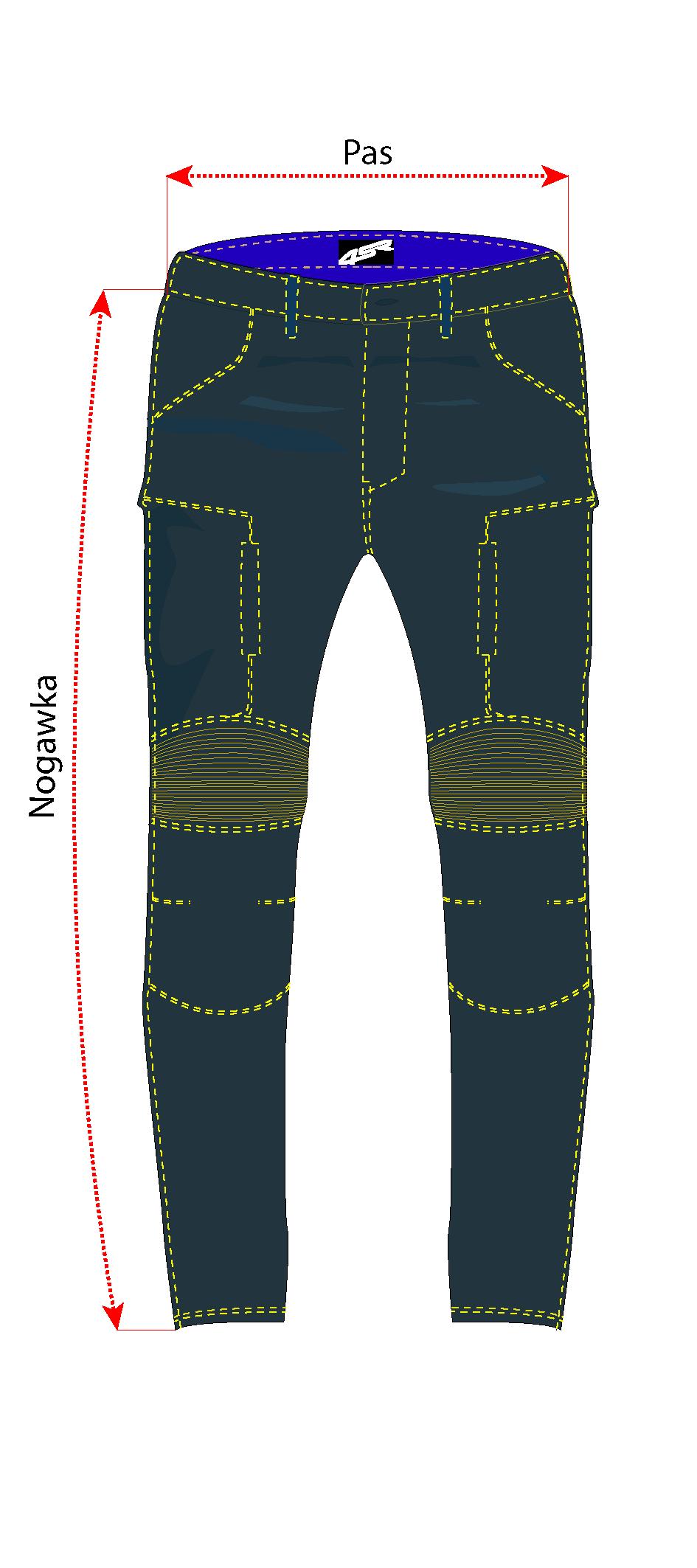 Jak mierzyć obwód ręki, aby dobrać rozmiar rękawicy motocyklowej