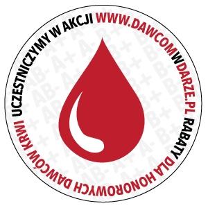 Motoszafa wspiera krwiodawstwo wraz z akcją Dawcom w Darze