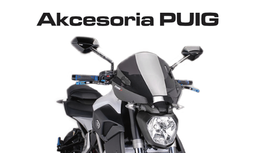 Akcesoria motocyklowe PUIG